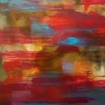 storm 1 cm 70 x 100 Oil on Canvas