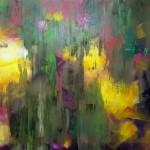 summertime cm 70 x 100 Oil on Canvas