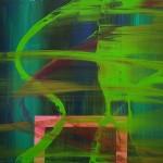 AWAY_1 cm60x80 acrylic on canvas