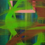 AWAY_2 cm60x80 acrylic on canvas