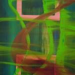AWAY_3 cm60x80 acrylic on canvas