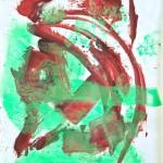 move21 cm 210 x 160 Acryl auf Leinwand