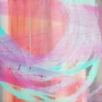 rosy 2 cm 70 x 100 Acrylic on RocketPaper